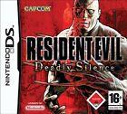 Resident Evil: Deadly Silence (Nintendo DS, 2006) - European Version