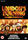 London's Burning - Series 1-7 - Complete (DVD, 2009, 20-Disc Set, Box Set)