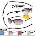 Men's Sport Sunglasses - Spring Hinges! 100% UV Protection
