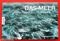 """""""Das Meer"""" Postkartenbuch von Philip Plisson, Knesebeck Verlag 2003, Großformat"""