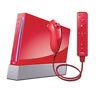 Nintendo Wii New Super Mario Bros Pack 512 MB Rot Spielekonsole (PAL) NEU