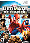 Nintendo Wii Game MARVEL ULTIMATE ALLIANCE