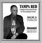 Complete Recorded Works In Chronological Order, Vol. 11, 1939-1940 (Audio CD)