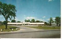 "Raynham MA ""The Town 'n Country Motor Inn Motel"" Postcard Massachusetts"