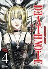 Shonen Jump Death Note - Vol. 4 Anime Series (DVD, 2008, Uncut) Brand New/Sealed