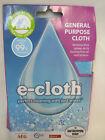 New E-Cloth Microfibre General Purpose Blue 32cm x 32cm