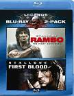 Rambo: First Blood/Rambo: The Fight Continues (Blu-ray Disc, 2010, 2-Disc Set)
