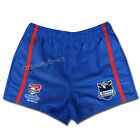 NRL Newcastle Knights 2011 KIDS Supporter Shorts Size 6 years