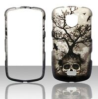 Tree Skull  Samsung Droid Charge i510 Case Cover Hard Snap on Cases