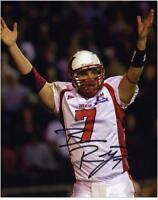 Autographed Ben Roethlisberger Miami of Ohio 8x10 Photo Item#23274