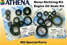 ATHENA MOTOR Junta Anillo KIT KIT Engine Oil seals set KAWASAKI KX 125 KX125