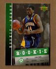 2006-07 Leon Powe Upper Deck NBA Basketball ROOKIE DEBUT Card 123 NR-MINT