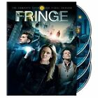 FRINGE: The Complete Fifth / Final Season 5 (4-Disc DVD Boxed Set, 2013) ~ NEW