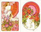 Vintage Swap/Playing Cards - 2 SINGLE- 70'S ROMANCE