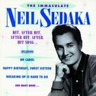 Neil Sedaka - The Immaculate Neil Sedaka ( 12 track Cd album 1996)