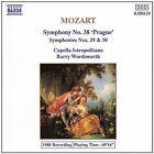 Wolfgang Amadeus Mozart - Mozart: Symphony No. 38 'Prague'; Symphonies Nos. 3D