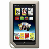Brand New Barnes & Noble Nook Tablet 8GB, Wi-Fi, 7in - Silver