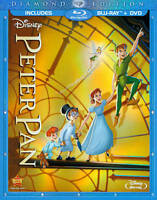 Peter Pan (*DVD Only*, 2013, w/ Slipcover) Usually ships within 12 hours!!!