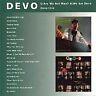 Devo - Q: Are We Not Men A: We Are Devo / Devo Live (1993)  CD  NEW  SPEEDYPOST