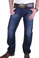 Diesel Men's Trousers Jeans Larkee Regular Straight 0074W W30/L32 #9