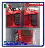 HONDA CBR 1000 RR SP 2014 > 2016 BREMBO FRONT / REAR BRAKE PADS SET