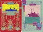 Vintage Swap/Playing Cards - 2 SINGLE - Ellerman Lines