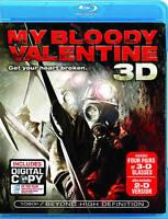 My Bloody Valentine 3D [Blu-ray] DVD, Jensen Ackles, Jaime King, Kerr Smith, Bet