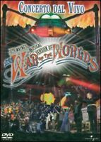 Jeff Wayne's Musical Version of The War of the Worlds (2006) DVD nuovo sigillato