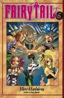 Fairy Tail 5 by Hiro Mashima (Paperback, 2011)