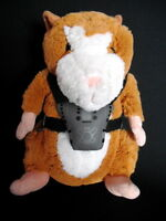 "DISNEY STORE G FORCE DARWIN THE GUINEA PIG 10"" TALL PLUSH SOFT TOY EX CONDITION"