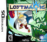 Lost Magic (Nintendo DS, 2006) GAME ONLY NICE SHAPE NES HQ