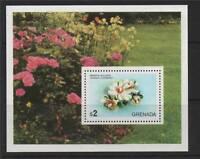 Grenada 1975 Flowers SG MS 686 MNH