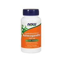 NOW, Ashwagandha 450 mg 90 vegcaps