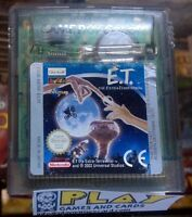 ET E.T. THE EXTRA TERRESTRIAL PAL CARTUCHO GAME BOY COLOR GAMEBOY GBC