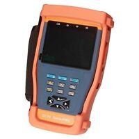 "Logisaf 3.5"" LCD Monitor CCTV Camera Tester Video PTZ RS485 UTP Test Detector"