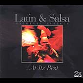 Various Artists - Latin & Salsa at Its Best (double cd 1999)