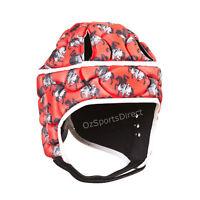 NRL St George Dragons Club Plus Headgear - Size SMALL *SALE PRICE*