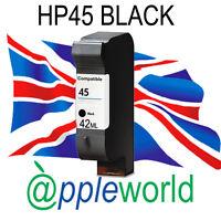 HP45 ALTA CAPACIDAD CARTUCHO DE TINTA negro [51645a] Deskjet Officejet