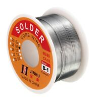 0.6mm 100G 60/40 Tin Lead Roll Solder Wire Rosin Core Soldering 2% Flux Reel R2