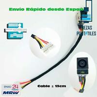 Cable Conector DC Jack para HP Compaq PAVILION dv6-2111ax