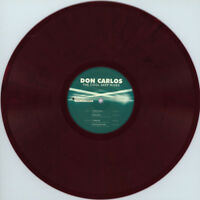 "Don Carlos - The Cool Deep Mixes Volume 2 Colored  (12"" - 2018 - EU - Reissue)"