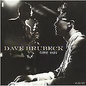 Dave Brubeck - Time Was (2005)  4CD Box Set  NEW/SEALED  SPEEDYPOST