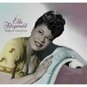 Ella Fitzgerald - Romance and Rhythm (2006)  4CD Box Set  NEW/SEALED  SPEEDYPOST