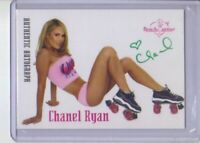 2004 Benchwarmers Series 2 Chanel Ryan Autograph Green