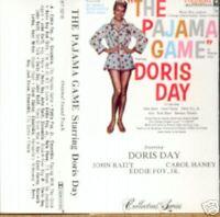 Cassette - Doris Day - The Pajama Game