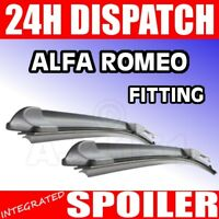 "Flat FX Windscreen Wipers ALFA ROMEO GTV 94-06 22/18"""