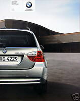2008 BMW 3 Series Sports Wagon new vehicle brochure