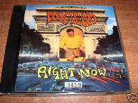 CD : AIRHEAD - RIGHT NOW  ( 4Tracce  )