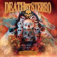 Death by stereo - death for life CD