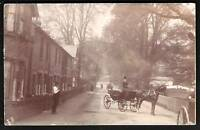 Ware posted Street View with Horse & Cart, by Robinson.